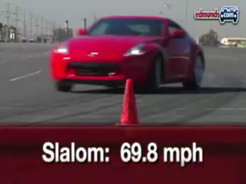 Edmunds InsideLine: Road Test 2009 Nissan 370Z Full Test and Video