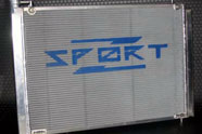 Central20 Zスポーツ サイドフローラジエター